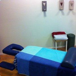 Behandlingsrummet Healing Göteborg